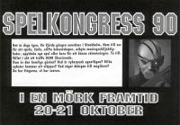 Spelkongress 90