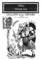 Calling All Heroes 2nd Edition