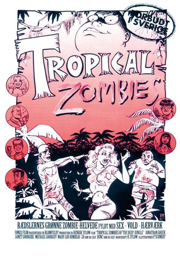 Tropical Zombies