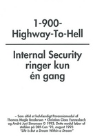 Forside til Highway-TO-Hell
