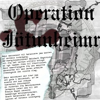 Front page for Operation Jötunheimr