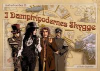 Front page for I damptripodernes skygge