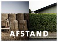 Front page for Afstand