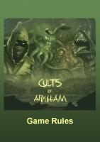 Front page for Cults of Arkham