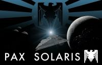 Front page for Pax Solaris