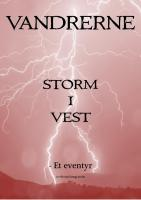Front page for Storm i vest