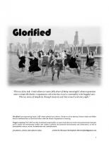 Front page for Glorified