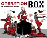 Front page for Operation B.O.X