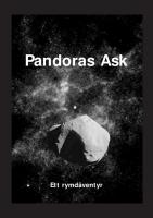 Front page for Pandoras Ask