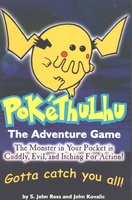 Pokéthulhu - The Adventure Game